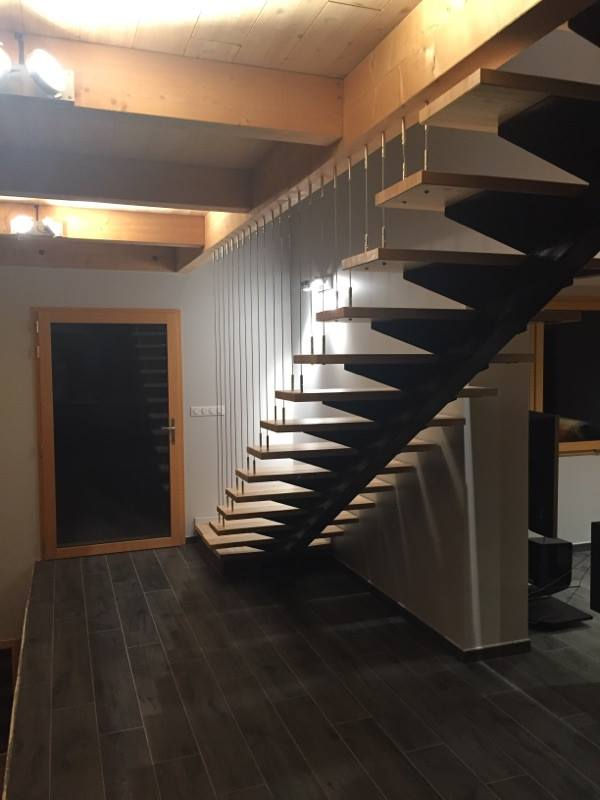 metallerie et ouvertures escalier